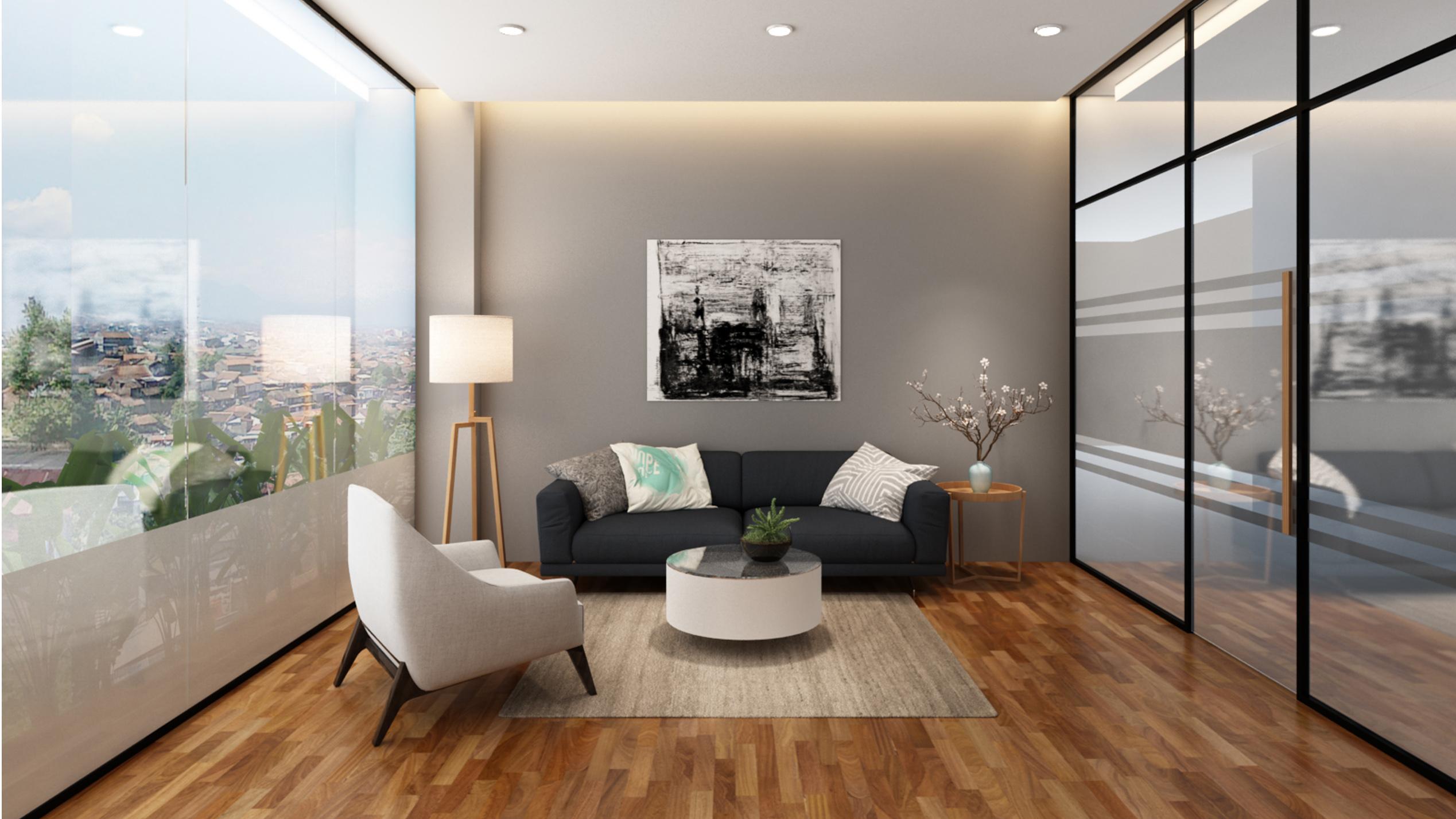 Dự án thiết kế thi công nội thất văn phòng công ty Ánh Việt