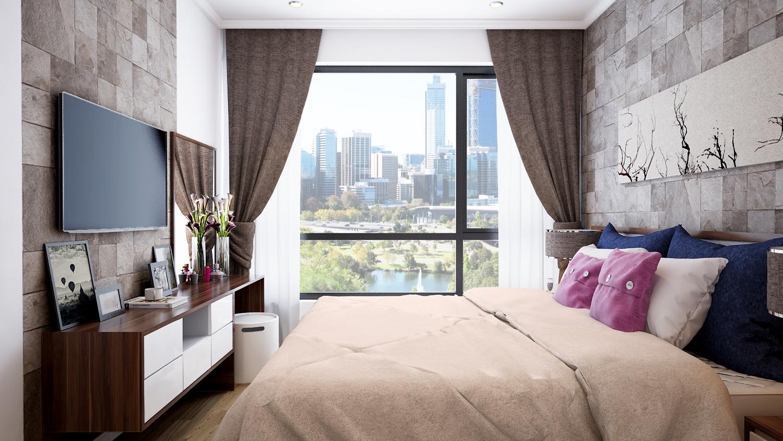 Dự án thiết kế thi công nội thất căn hộ VinHomes Central Park